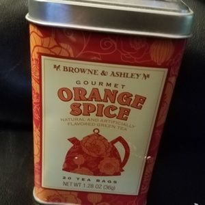 Handmade Orange Spice Soy Candle